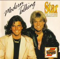 Cover Modern Talking - You Can Win If You Want [Star Collection]